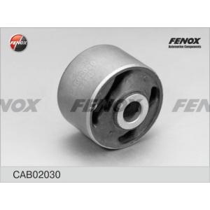 FENOX CAB02030 Сайлентблок заднего продольного рычага (к кузову) toyota rav4 05-12, rav4 12- cab02030