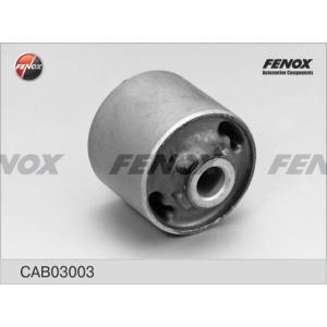 FENOX CAB03003 Сайлентблок заднего продольного рычага toyota land cruiser prado 120 cab03003
