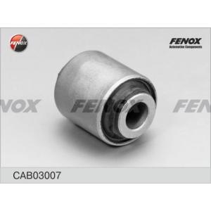 FENOX CAB03007 Сайлентблок задн подвески nissan qashqai, x-trail 07-, juke 10-, renault koleos 08- cab03007