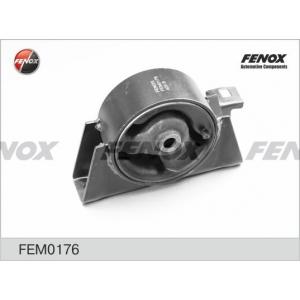 FENOX FEM0176 Опора двигателя передняя nissan x-trail t30, 2.0-2.5, 01-13 fem0176