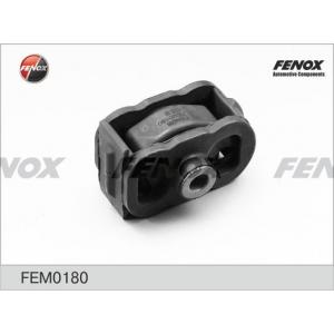FENOX FEM0180 Опора двигателя передняя nissan primera p10, 90-96, p11, 1.6 96-02 fem0180