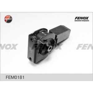 FENOX FEM0181 Опора двигателя передняя toyota avensis azt250l, zzt251r 03- fem0181
