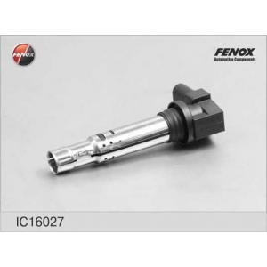 FENOX IC16027 Катушка зажигания audi a1 10- 1.4, a2 00-05 1.4, 1.6, a3 03- 1.6, 07- 1.4, , seat cordoba 02-09 1.4,