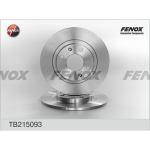 FENOX TB215093 Тормозной диск Ситроен Бх Брейк