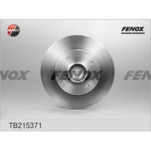 FENOX TB215371 Тормозной диск Ситроен Бх Брейк
