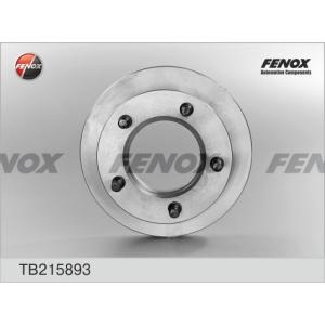 FENOX TB215893 Тормозной диск Мерседес 100