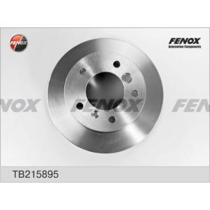 FENOX tb215895 Диск тормозной