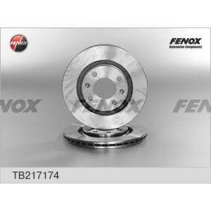 FENOX TB217174 Тормозной диск Ситроен Бх Брейк