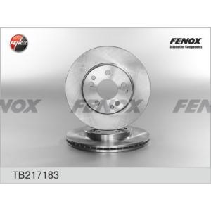 FENOX tb217183 Диск тормозной