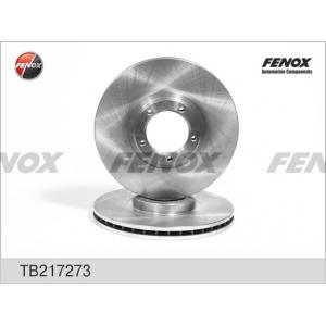 FENOX tb217273 Диск тормозной