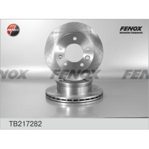 FENOX tb217282 Диск тормозной