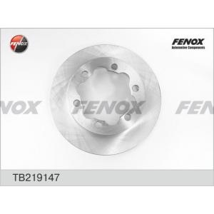 FENOX tb219147 Диск тормозной