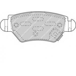 �������� ��������� �������, �������� ������ fdb1294 ferodo - VAUXHALL CORSA Mk II (C) (W5L, F08) ��������� ������ ����� 1.4 Twinport