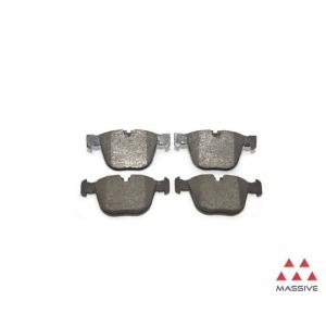 FERODO FDB1672 Гальмівні колодки, дискові