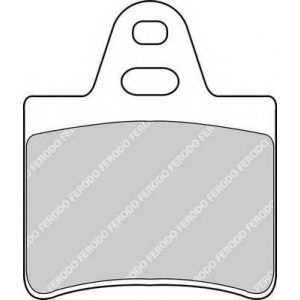 FERODO FDB201 Комплект тормозных колодок, дисковый тормоз Ситроен Бх Брейк