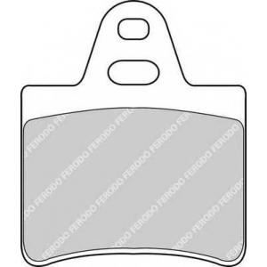FERODO FDB201 Комплект тормозных колодок, дисковый тормоз Ситроен Cx