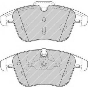 FERODO FDB4107 Колодки гальмівні дискові