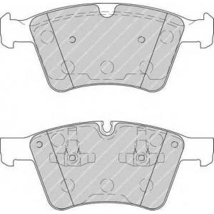 FERODO FDB4189 Колодки гальмівні дискові