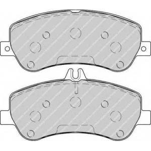 FERODO FDB4219 Колодки гальмівні дискові