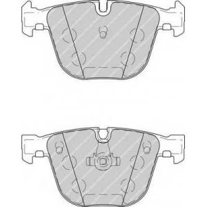 FERODO FDB4259 Тормозные колодки дисковые