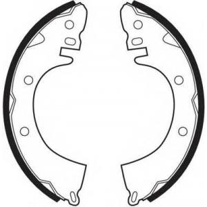 Комплект тормозных колодок fsb261 ferodo - MITSUBISHI LANCER I (A17_) седан 1.2 (A171)