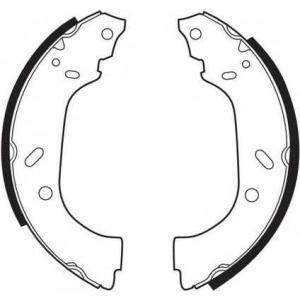 FERODO FSB535 Колодки гальмівні барабанні