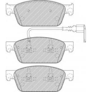 FERODO FVR4302 Колодки гальмівні дискові