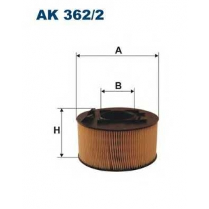FILTRON AK362/2 Фильтр воздушный