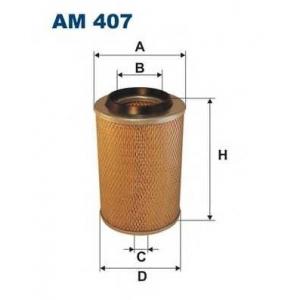 FILTRON AM407 Фільтр повітряний db mb100 2.4d 88-96