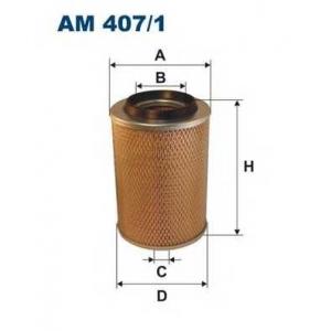 FILTRON AM 407/1 Фильтр воздушный