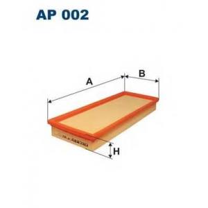 ap002 filtron Воздушный фильтр FORD ESCORT Наклонная задняя часть 1.6 XR3i