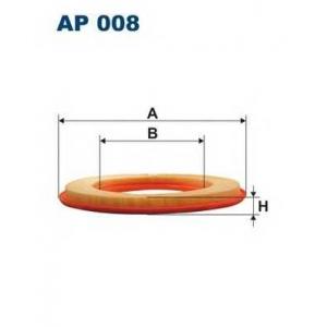 FILTRON AP 008 Воздушный фильтр W-201