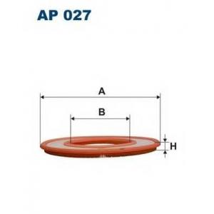 FILTRON AP 027 Фильтр воздушный