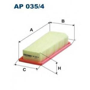 FILTRON AP0354 Фильтр воздуха