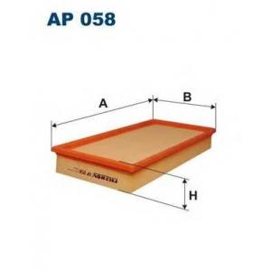 FILTRON AP058 Фильтр воздушный