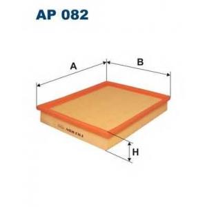 FILTRON AP082 Фильтр воздушный OPEL AP082/WA6249 (пр-во Filtron) Распродажа