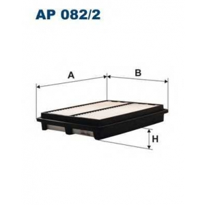 Воздушный фильтр ap0822 filtron - DAEWOO NUBIRA (KLAJ) Наклонная задняя часть 2.0 16V