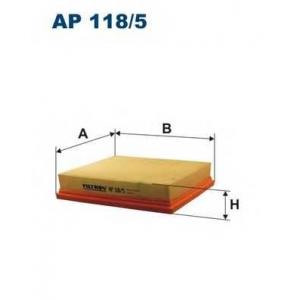 FILTRON AP 118/5 AP 118/5 Фільтр повітря FILTRON (шт.)