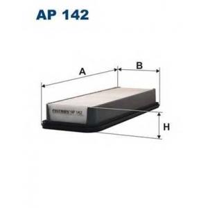 Воздушный фильтр ap142 filtron - TOYOTA STARLET (_P8_) Наклонная задняя часть 1.3 12V (EP81) KAT