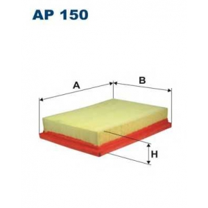 FILTRON AP 150 AP 150 Фільтр повітря FILTRON (шт.)