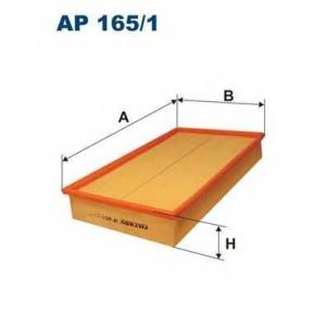 FILTRON AP 165/1 AP 165/1 Фільтр повітря FILTRON (шт.)