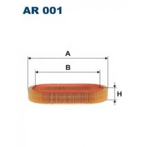 FILTRON AR001 Воздушный фильтр