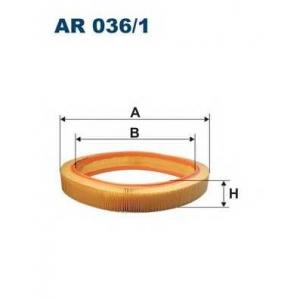 FILTRON AR036/1 Фильтр воздуха