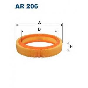 FILTRON AR206 Фильтр воздушный
