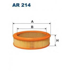 FILTRON AR 214 Воздушный фильтр MB M/102 200E W/123/124 80-85