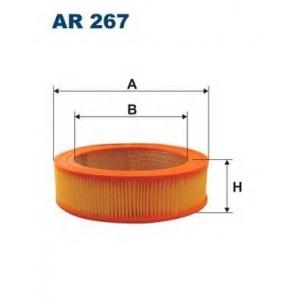 FILTRON AR267 Фильтр воздушный