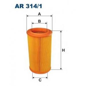 FILTRON AR 314/1 Фильтр воздушный