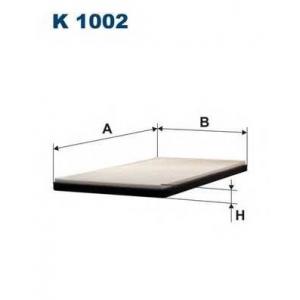FILTRON K1002 Фильтр воздушный