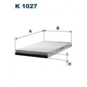 FILTRON K1027 Фильтр воздушный