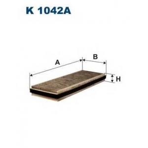 FILTRON K1042A Фильтр, воздух во внутренном пространстве